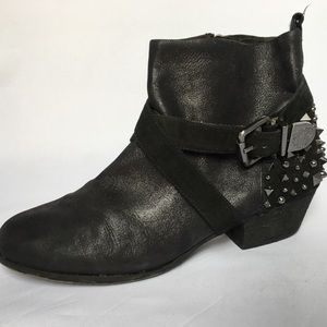 Vince Camuto Studded Ankle Boots